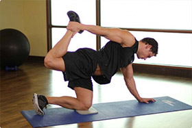 ATHLETIC (men) STRETCH